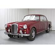 1961 TD21 Saloon By Park Ward  Red Triangle Alvis Parts