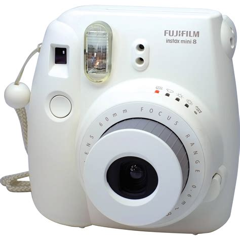 fujifilm instax mini 8 in white fujifilm instax mini 8 white