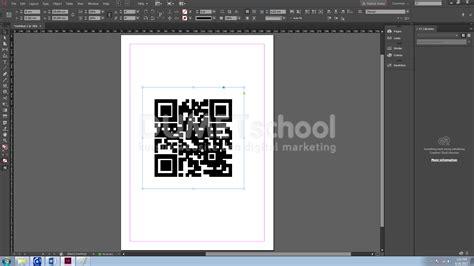 Cara Membuat Kode Qr Di Photoshop | qr kode di adobe indesign cara membuat beserta fungsinya