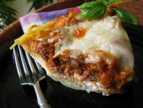 Spaghetti Pie Cottage Cheese by Spaghetti Pie Recipe Food