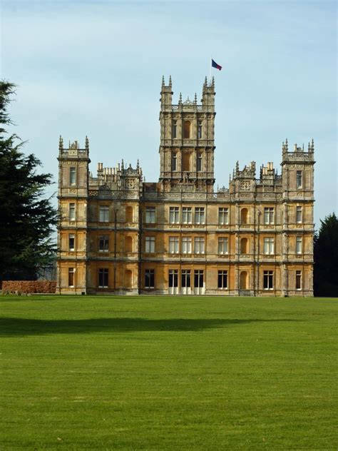explore downton s highclere house and gardens hgtv
