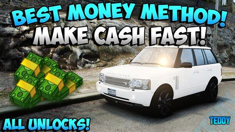 Gta 5 Online Best Money Making Method - gta 5 online new best money method make money fast youtube
