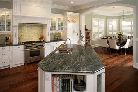 Cape Cod Traditional Kitchen Cape Cod House Kitchen Plans