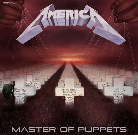 Master Of Puppets Master Of Puppets By Jonbland On Deviantart