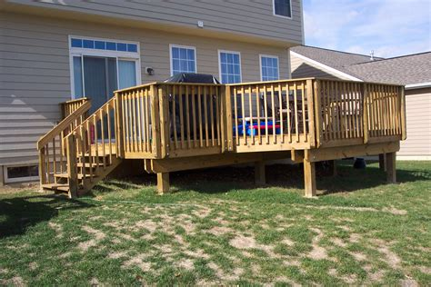 home deck design ideas awesome home deck designs homesfeed