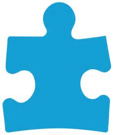 Autism Puzzle Template by This Autism Tattoos