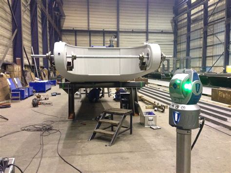 mobile de deutschland mobile bearbeitung on site machining osm lasertracker