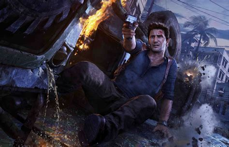 pubg 3440x1440 naughty dog will reveal uncharted 4 s bounty hunter