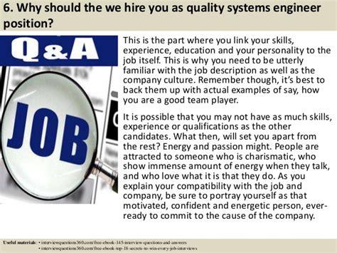 sample resume for an entry level quality engineer monster com