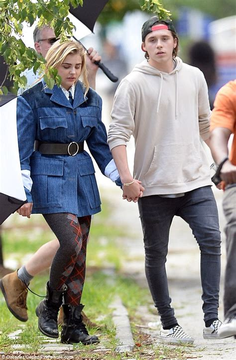 chloë grace moretz biography chloe grace moretz cuddles up to boyfriend brooklyn