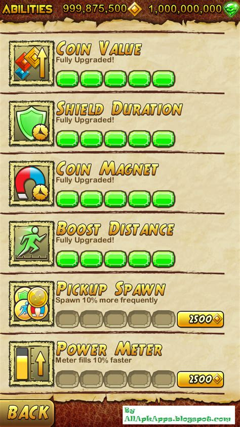 temple run 2 android apps temple run 2 coins hack for android devices all android applications