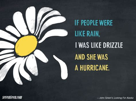 looking for alaska breaking green s quot looking for alaska quot is really