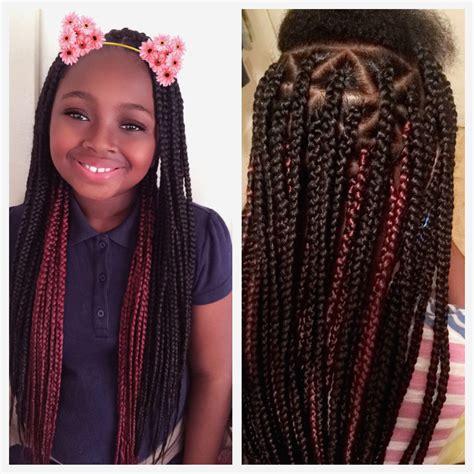 is a box braid the same as a regular braid box braid hairstyles for kids www pixshark com images