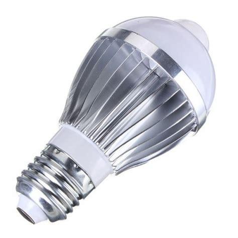 Lu Led Bulb Usb Kabel 5watt 5 Watt 7 watt e27 led l met bewegingsmelder helder wit