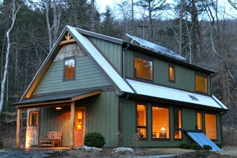Energy Efficient Home Designs by Asheville Passive Solar Homes Green Passive Solar Magazine