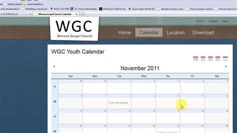 Typo3 Calendar Extension Typo3 Add A Basic Calendar Event