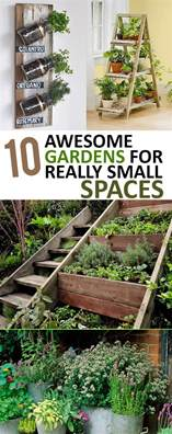 Gardens In Small Spaces Ideas 10 Awesome Gardens For Really Small Spaces Gardening Viral