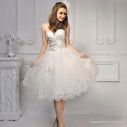 Luxury Wedding Designers - short lace wedding dresses for luxurious bridal look cherry marry