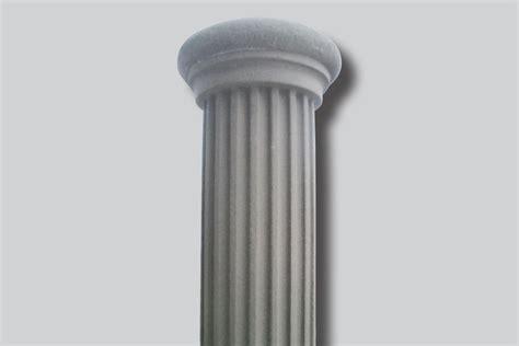 colonne per interni colonne e capitelli rasati sts polistiroli