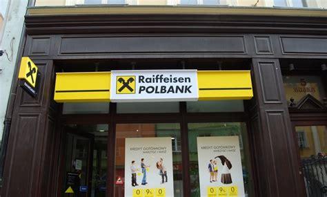 raiffeisen bank polska prace nad prospektem emisyjnym raiffeisen bank polska