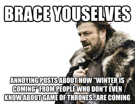 Meme Generator Winter Is Coming - livememe com imminent ned brace yourselves