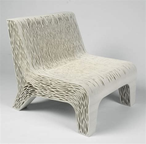 3d Printed Chair by 3d Printed Biomimicry Inspired Soft Seat 3d Printing