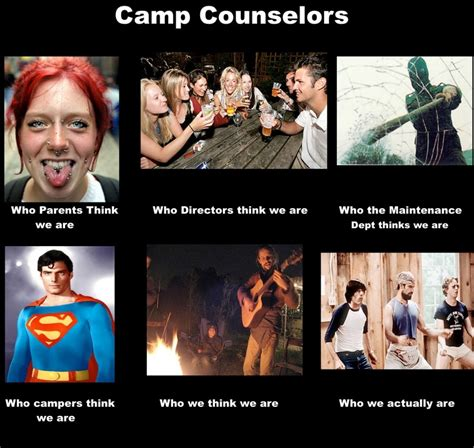Bad Idea Of The Year Award C Counselors by Who Think Summer C Counselors Are Counselor