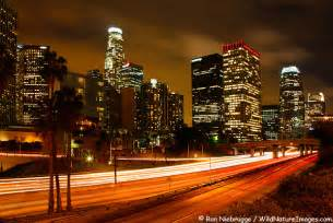 los angeles cityscape pictures