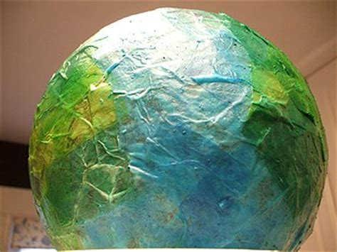 How To Make Paper Mache Planets - design the planet 26 paper mache the planet design the