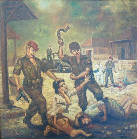 film perang indonesia melawan belanda saiin lukisan sejarah perjuangan indonesia