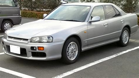 believe it or not this is a r34 skyline not a gt r if i