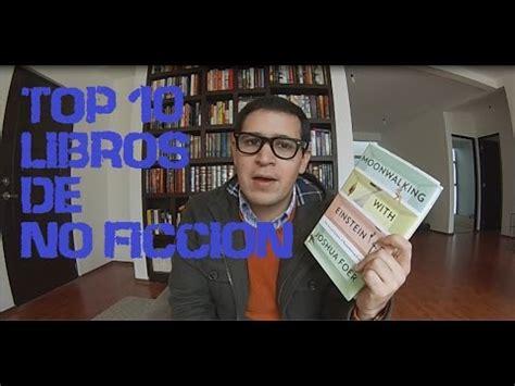libro top 10 top 10 libros favoritos de no ficci 243 n estonoesunspoiler youtube