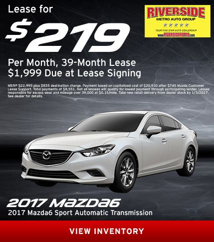new mazda car & suv dealer serving the inland empire