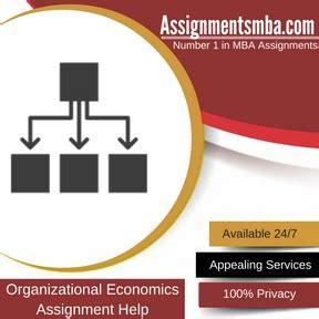 Applied Economics Vs Mba by Organizational Economics Mba Assignment Help