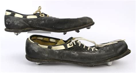 how to tie football shoes lot detail 1950 s circa riddell snug tie football cleats