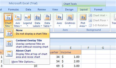 chart layout in excel image gallery in excel chart layout