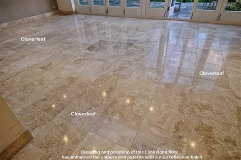 Opposite Of Floor Travertine And Limestone Floor Tile Cleaning Service Cheshire