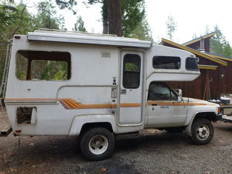 toyota motorhome 4x4 85 sunrader 4x4 diesel project general discussion