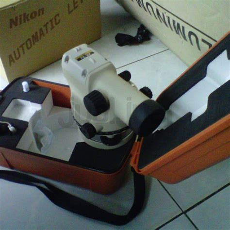 Alat Ukur Automatic Level Nikon Ac 2s waterpass nikon autolevel nikon ax 2s 081908101888 jualjual