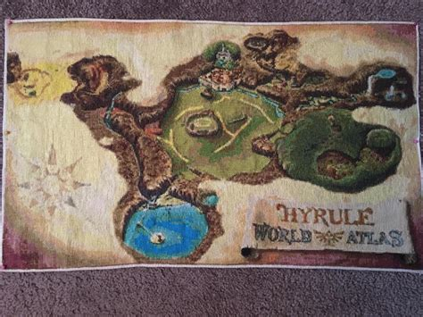 legend of zelda map cross stitch my completed cross stitch of the legend of zelda ocarina