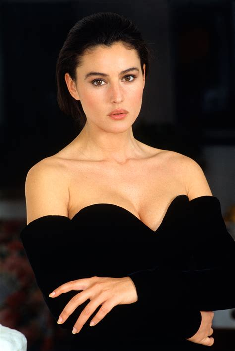 monica bellucci and monica bellucci through the years si