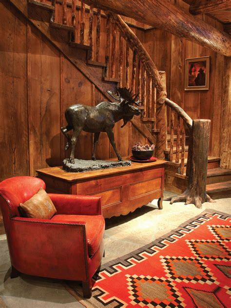10 Rustic Spaces We From 10 Cozy Cabin Chic Spaces We Re Swooning Hgtv S