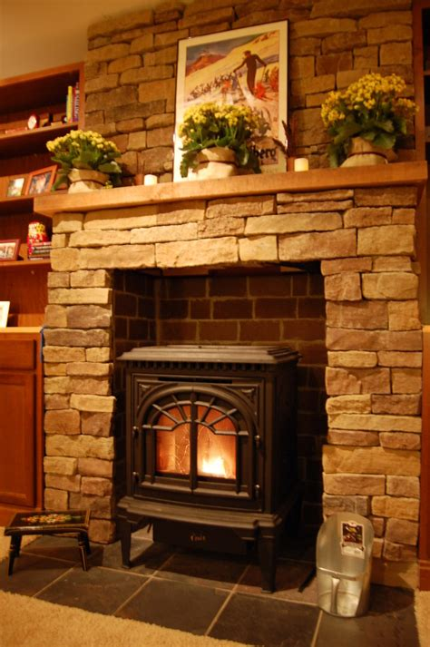 Built In Stove Fireplace by Built In Pellet Stove Fireplace 25 Best Ideas About Pellet
