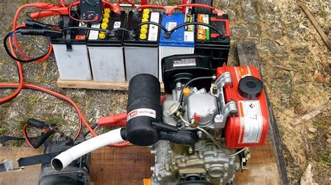 10 generators for running small appliances and