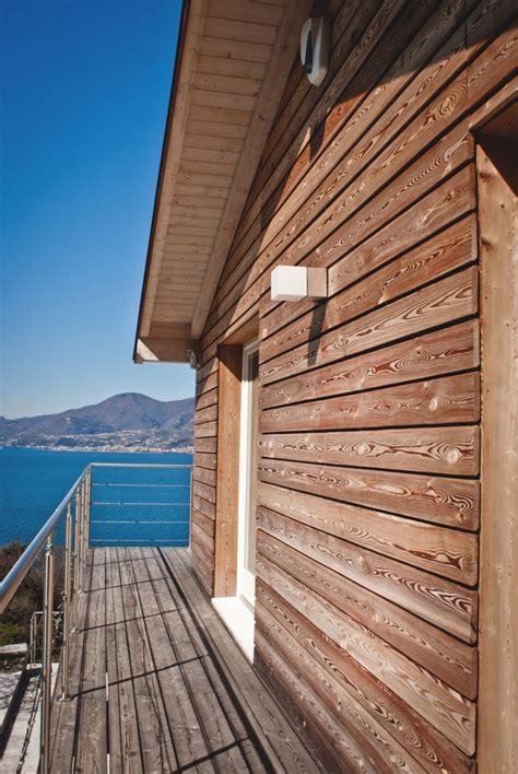 rivestimento pareti esterne in legno casa prefabbricata in legno rivestimento in larice