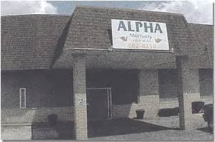 alpha mortuary inc gary in legacy