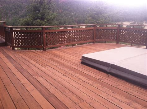 cabot deck stain colors cabot deck stain in semi solid new redwood patio deck