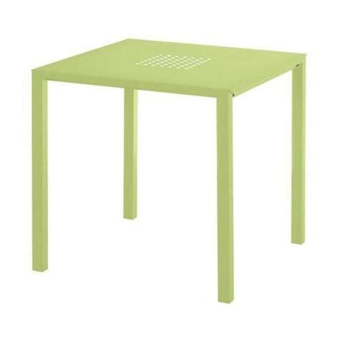 tavoli da esterno emu tavolo da giardino emu jolly quadrato