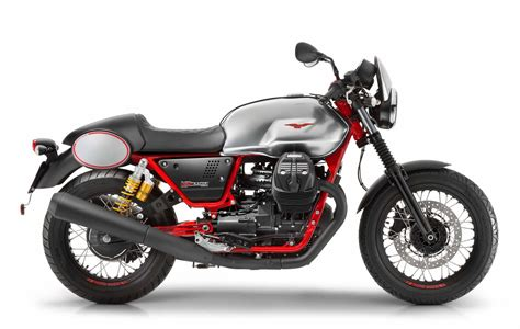 Moto Guzzi V7III Racer   Motorcycle Magazine