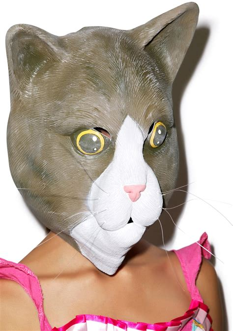 Masker Cat the cat burglar mask dolls kill